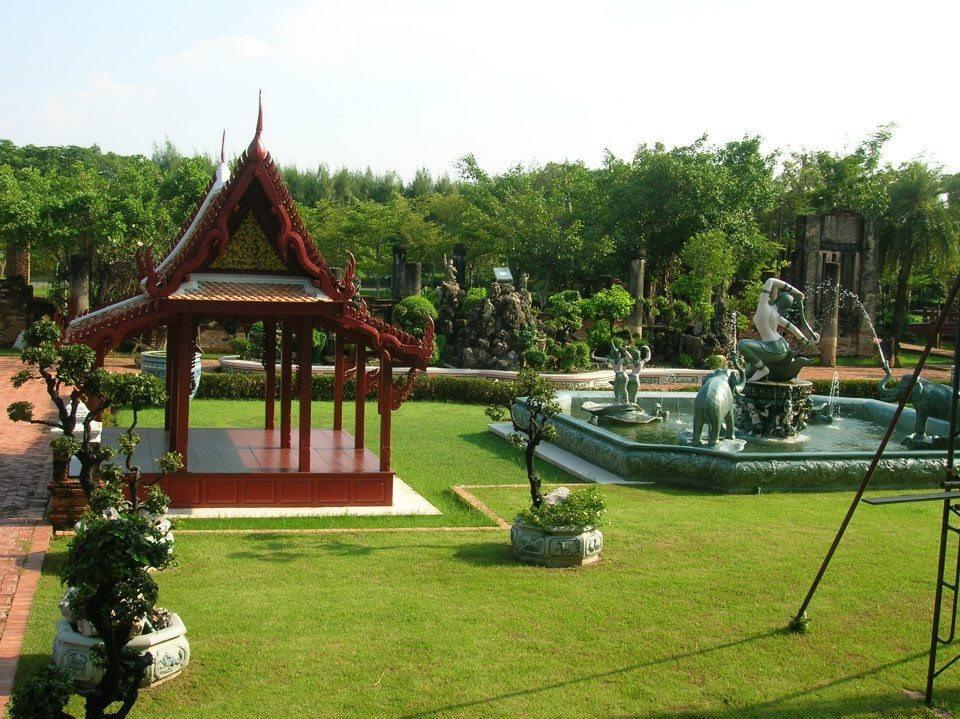 วันเดียวเที่ยวทั่วไทย กับเมืองโบราณ