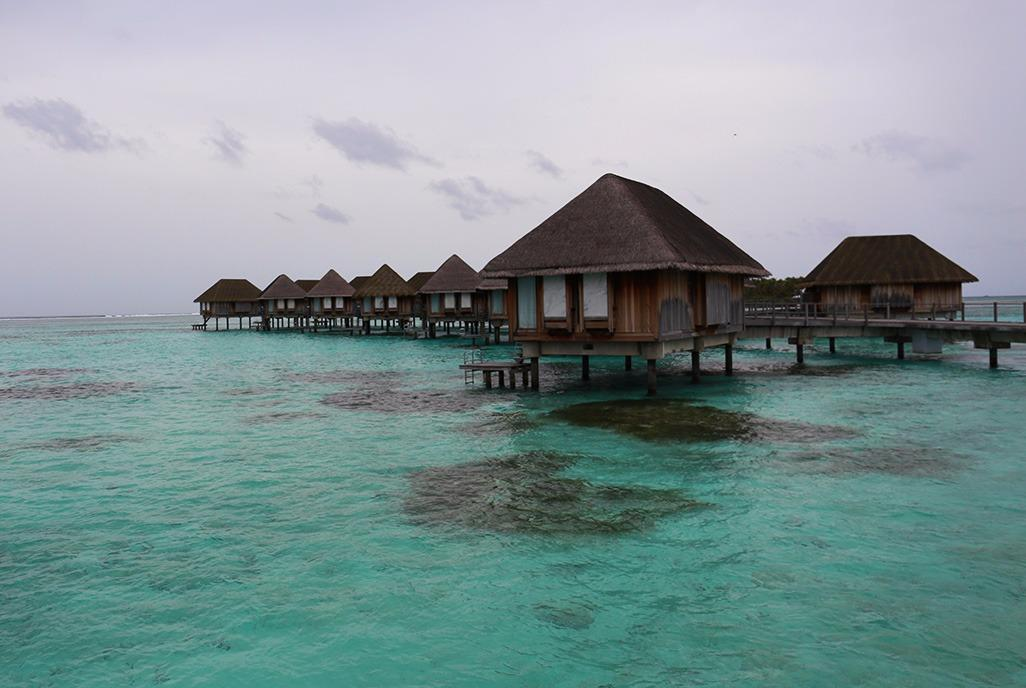 Lagoon Bungalow Kani Club Med