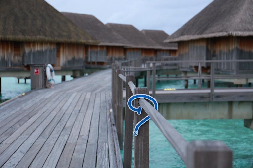 Gplace in Maldives