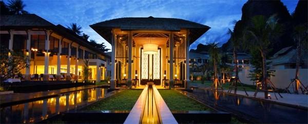 รีสอร์ทเปิดใหม่ อยู่ระหว่าง Yaya Resort และAnyavee Railay คือ Bhunga Thani