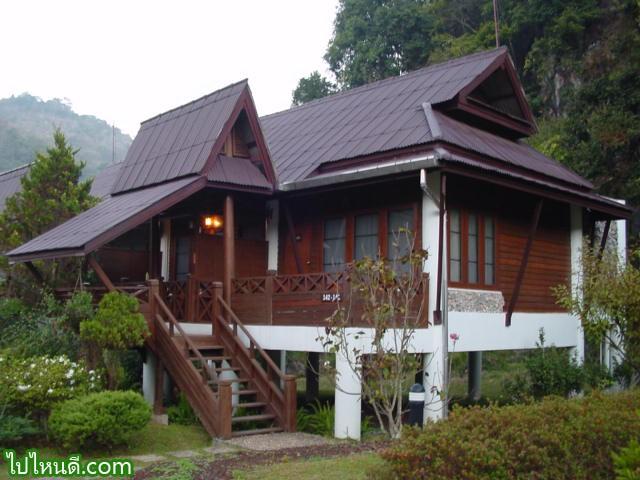 ห้องพักของผม ที่ Amari Nature Resort