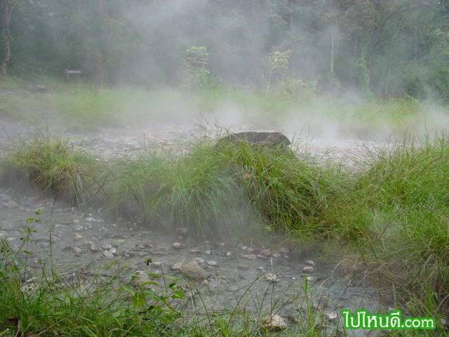 ลำธารน้ำร้อน