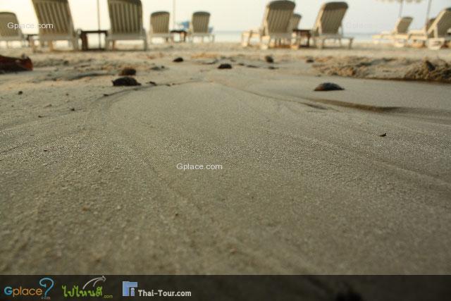 ทรายเกือบละเอียด