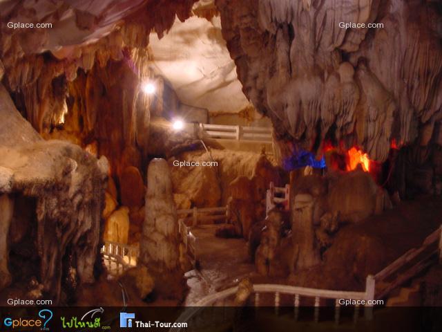 และนี้มาถึงภายในถ้ำแล้ว