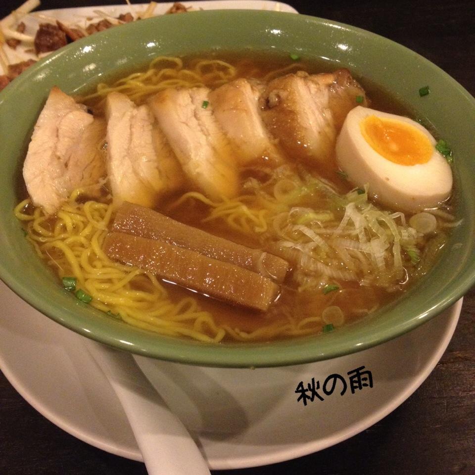 Shoyu Chashu Men 醤油チャーシューメン