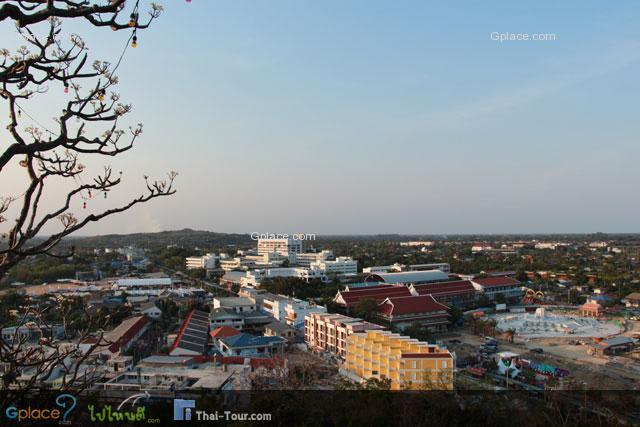 และชมตัวเมืองเพชรบุรี