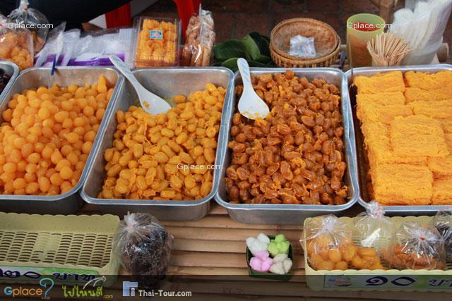 ขนมไทย เมืองเพชรแท้ๆ