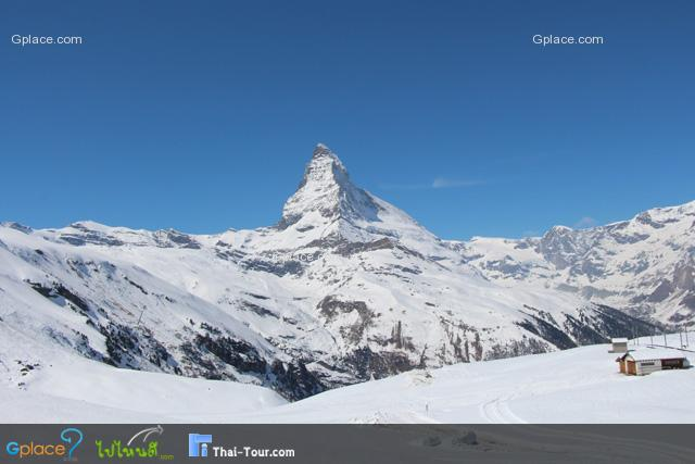Matterhorn บนสถานีที่สูงขึ้น