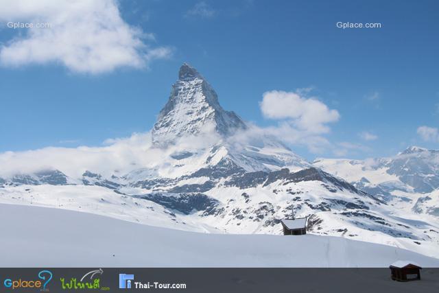 ลาจาก Matterhorn บนสถานี Gornergrat ด้วยภาพนี้... เปรียบเทียบดุแล้ว ระหว่าง Jungfrau และ Gornergrat  ผมเทคะแนนให้ Gornergrat เต็ม  ส่วน Jungfrau เอาไปแค่ 4/10 แพงกว่า ไม่สวย และยังไปโดนล้วงกระเป๋าอีก