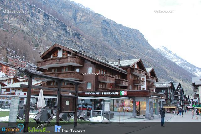 ร้านอาหารอิตาลี Selierhaus Restaurant