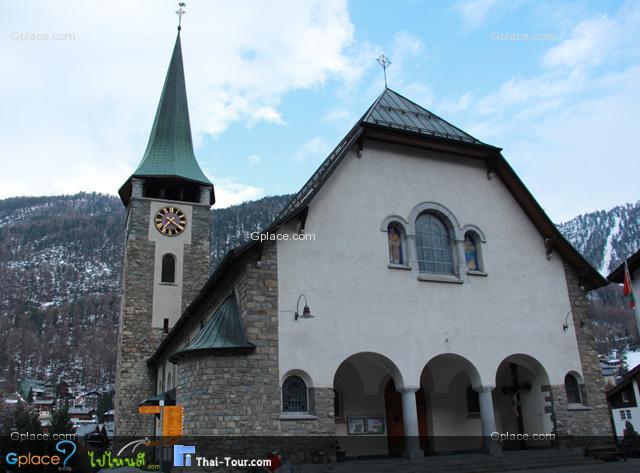 Zermatt Church