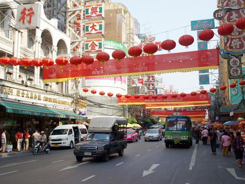 เทศกาลตรุษจีนไชน่าทาวน์-เยาวราช2556