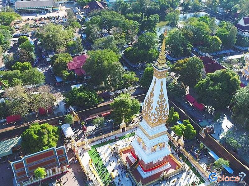 แลนด์มาร์คสำคัญ มุมสูง ภาคอีสาน เมืองไทย