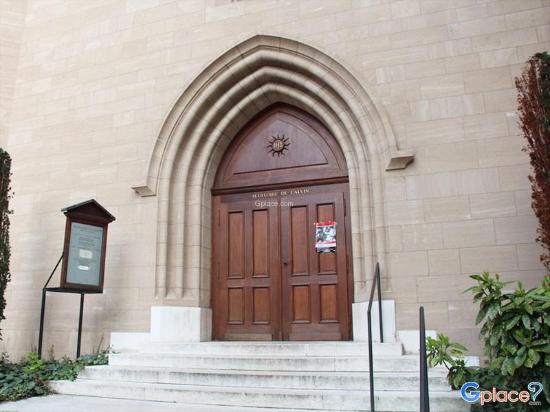 โบสถ์เซนต์ปีเตอร์กรุงเจนีวา
