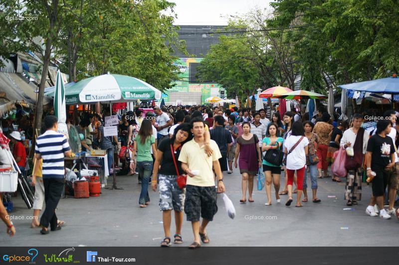 ตลาดนัดสวนจตุจักร