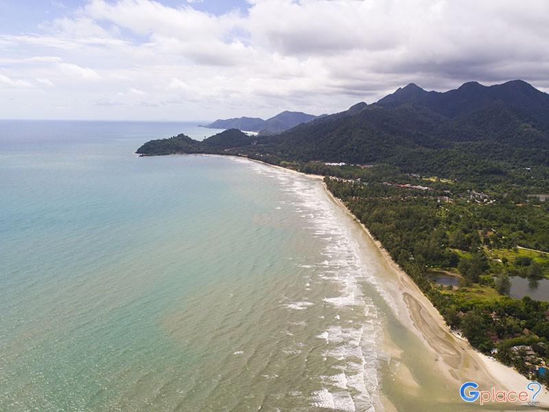 哒叻昌岛海滩