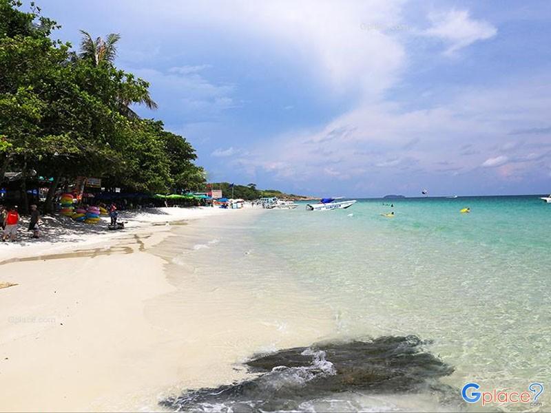 หาดทรายแก้ว เกาะเสม็ด