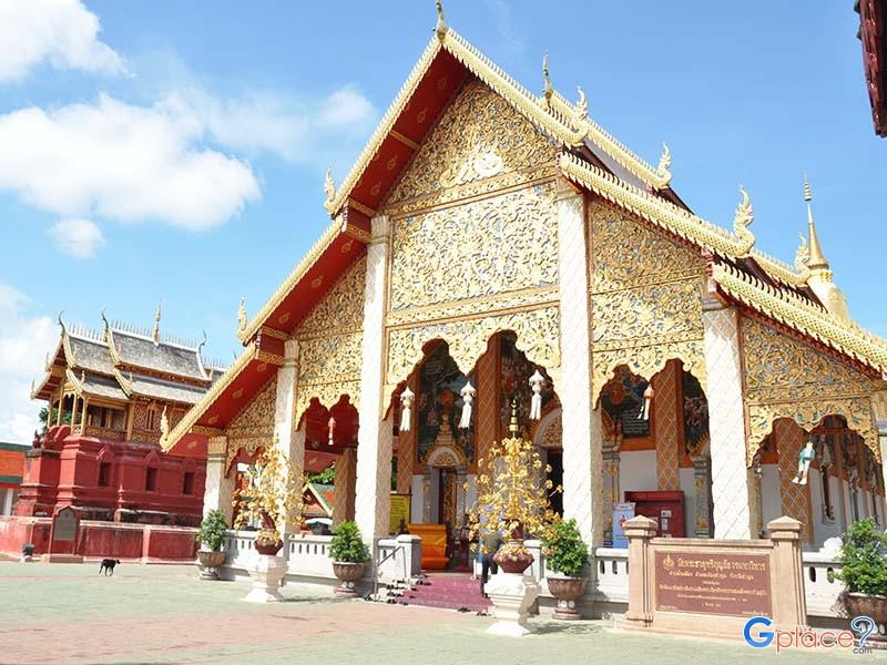 Phra That Hariphunchai寺
