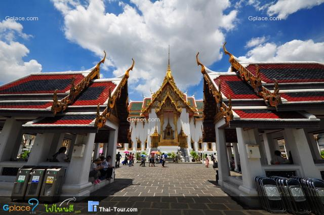 Dusit Maha Prasat王位大厅