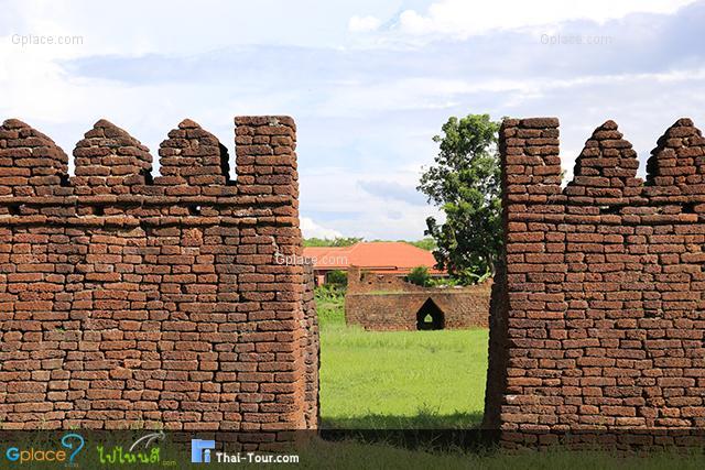 Thung Setthi Fortress Wall