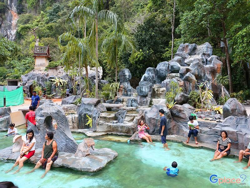 温泉 泰国