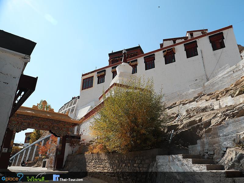วัดติกเซ่ย์ Thiksey Monastery