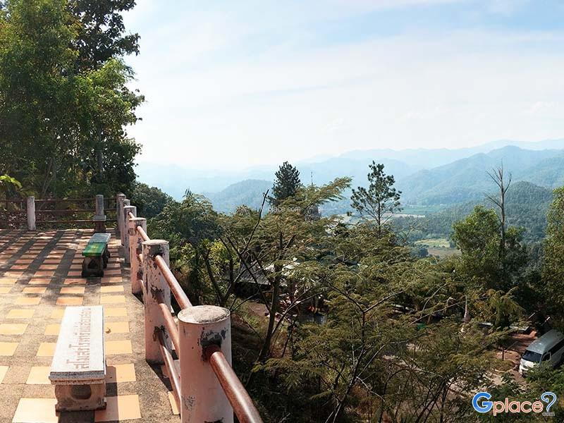 美丽的雾气 泰国旅游