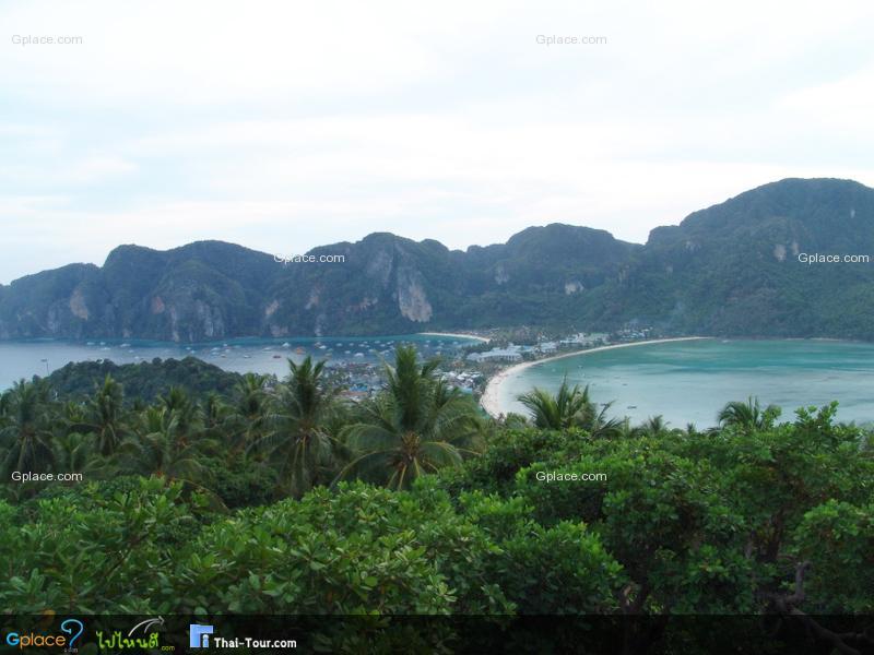 จุดชมวิวเกาะพีพีดอน