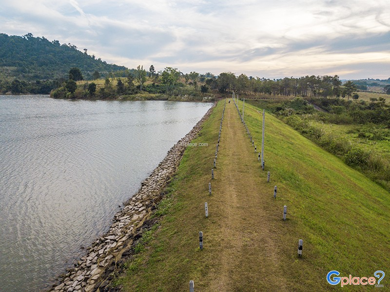 Rattanai reservoir