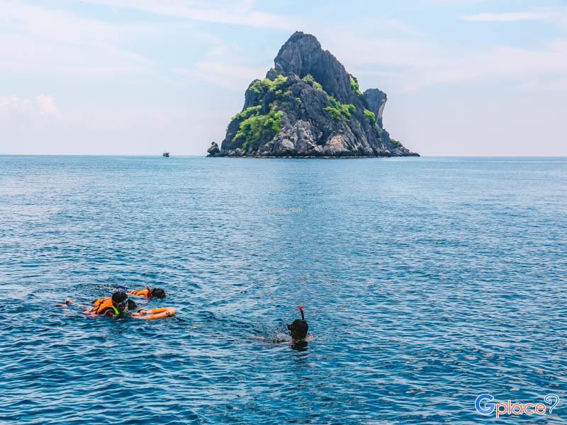 เกาะง่ามน้อย