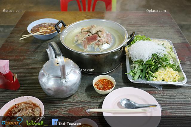 พร้อมพรรณเนื้อย่างเกาหลี