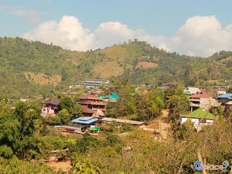 หมู่บ้านม้ง ดอยช้าง