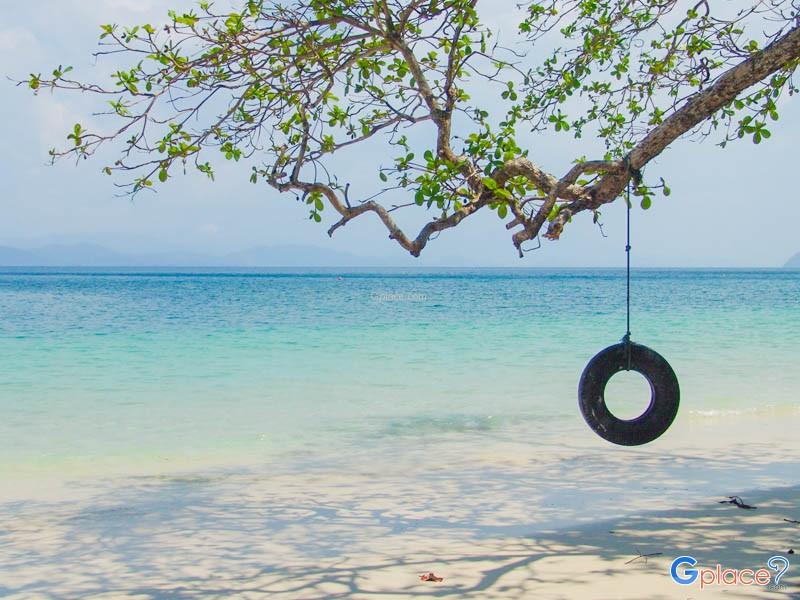เกาะค้างคาว ระนอง