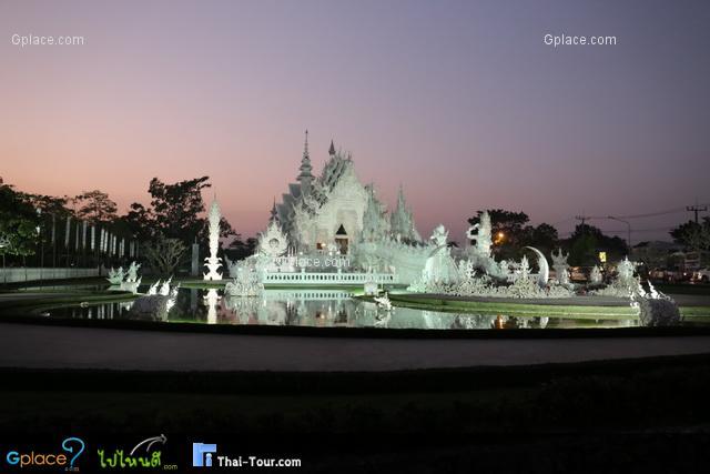 泰国美丽的寺庙
