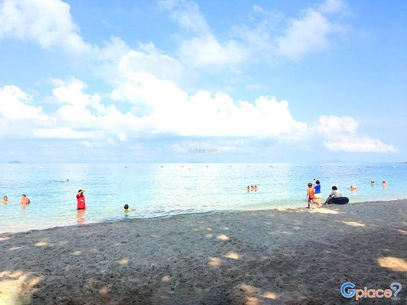 หาดทรายแก้ว สัตหีบ
