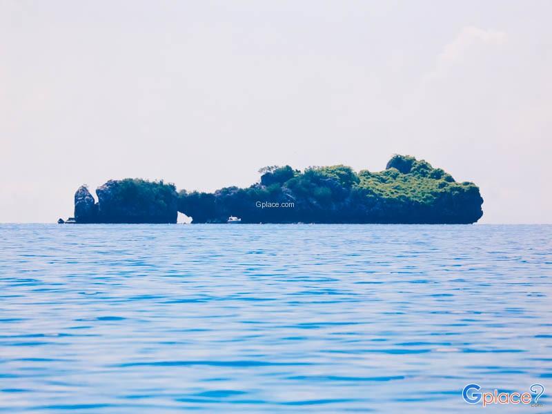 เกาะทะลุ ชุมพร
