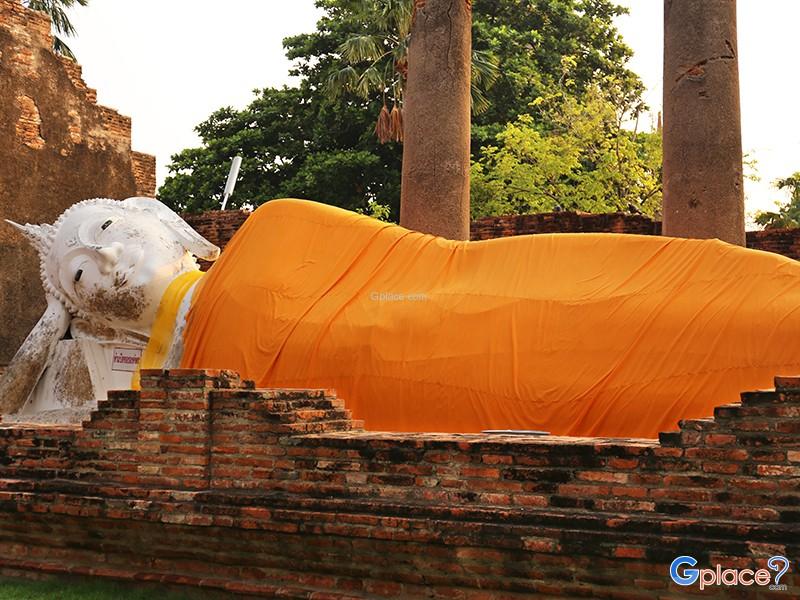 พระนอนศักดิ์สิทธิ์เมืองไทย