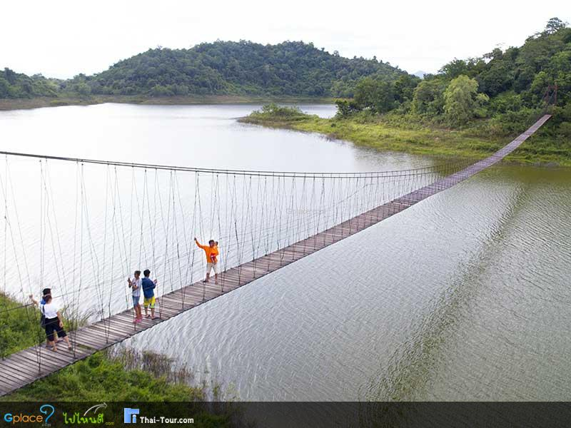 สะพานคนเดิน แสนสวย