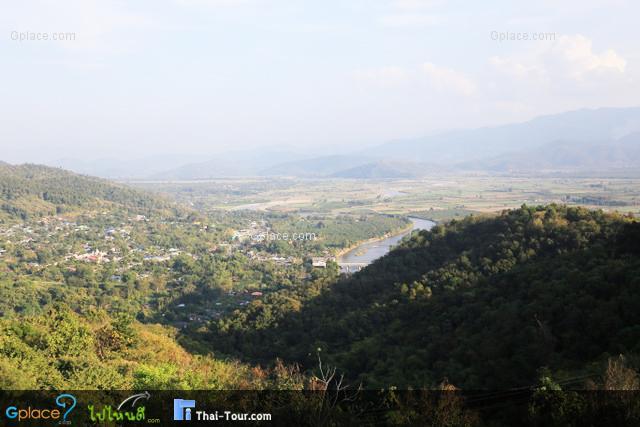 ภูเขาเขตพม่า
