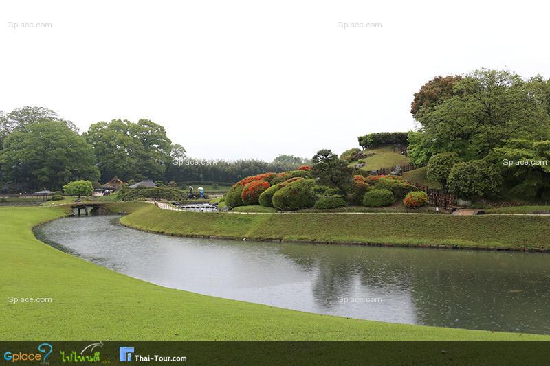 สวนโอคายาม่า โคระคุเอ็น
