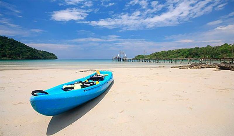 ทะเลตะวันออก น้ำใส น่าเที่ยว ตรุษจีนปี 2562