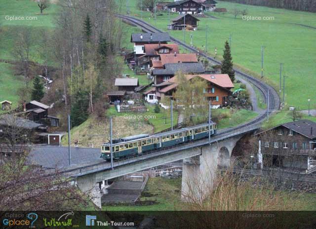 12 ที่ท่องเที่ยวในฝัน สวิตเซอร์แลนด์