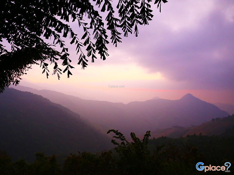 Landoodaow Doi Phu Kha National Park