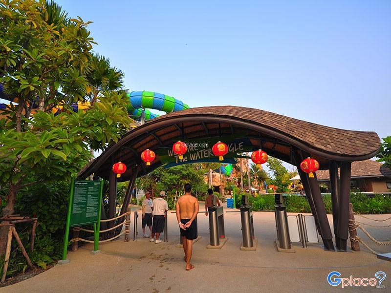 Vana Nava Hua Hin Water Jungle