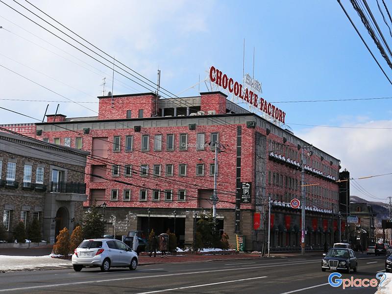 โรงงานช็อกโกแลตซัปโปโร