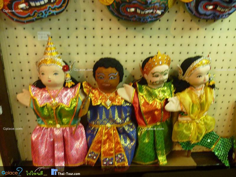 曼谷玩偶博物馆
