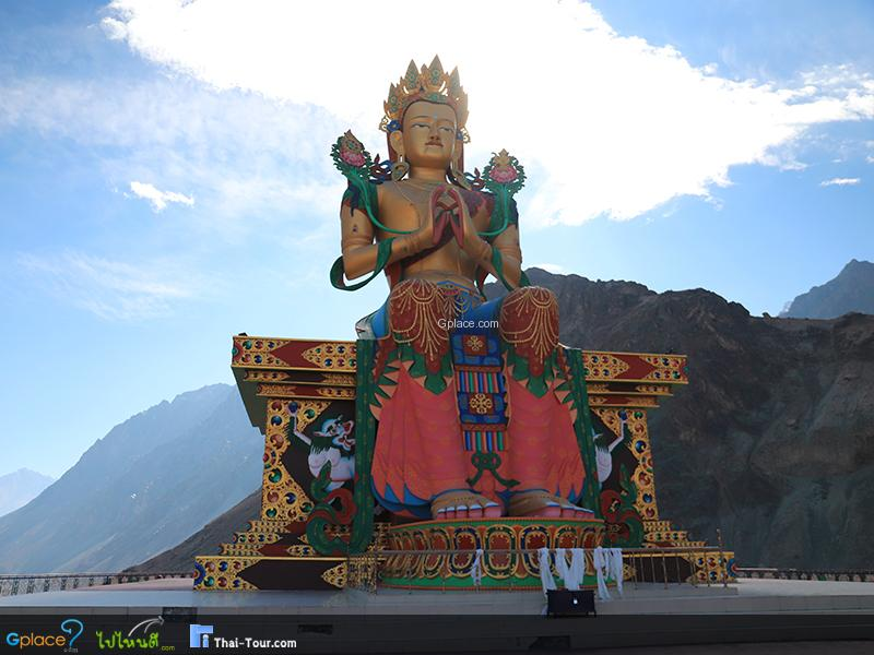 วัดดิสกิต Diskit Monastery