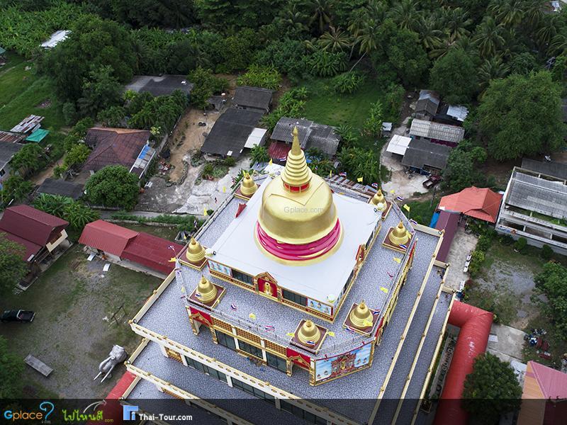 Wat Huai Sai Tai Cha am District