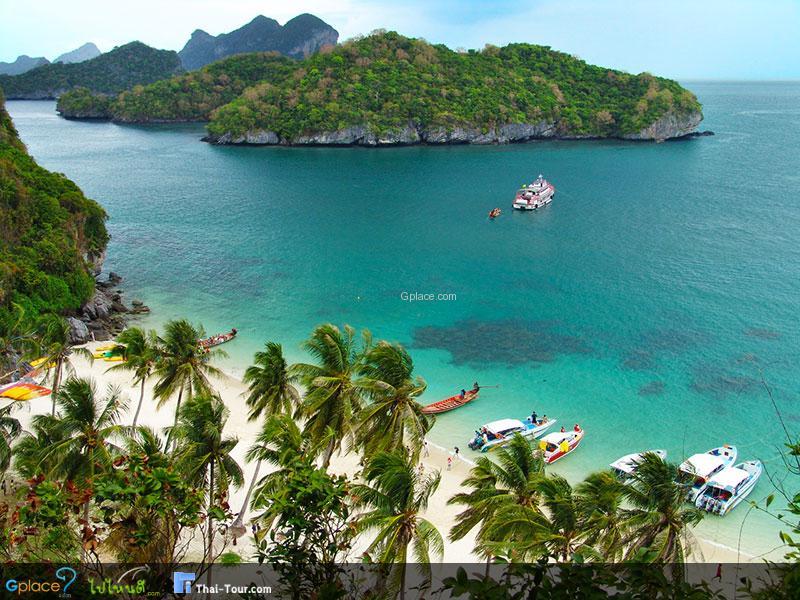 17个岛屿 南部 假期