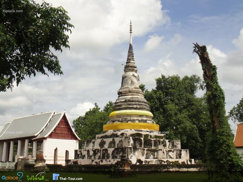 พระธาตุศักดิ์สิทธิ์คู่บ้านคู่เมือง 泰国